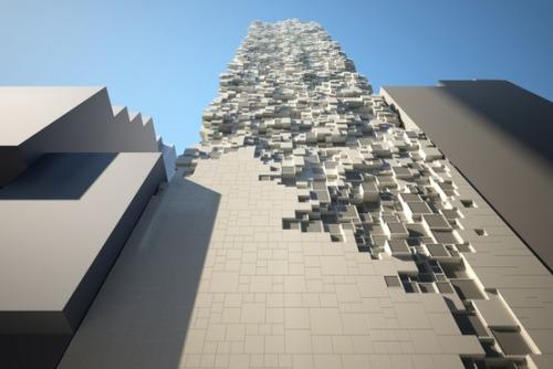 archilista:  Sheung Wan Hotel (Hong Kong) // Heatherwick Studio