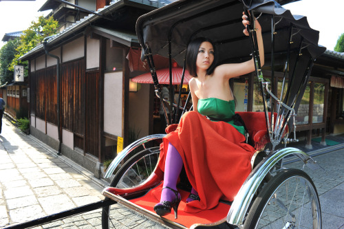 In Kyoto https://www.facebook.com/esieofficial