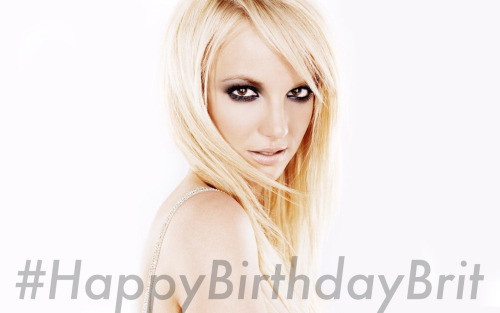 So much to celebrate this weekend - especially the birthday of Britney Jean Spears.