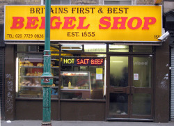 Beigel Shop, Brick Lane E1