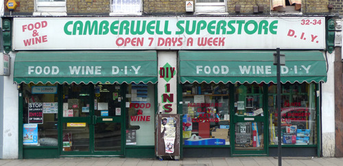 Camberwell Superstore, Camberwell Road SE5