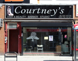 Courtney's, Kingsland Road E8