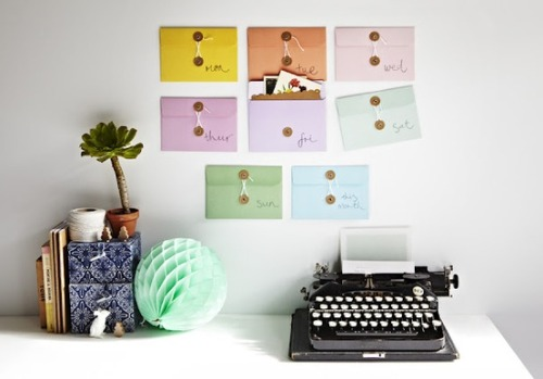 Home office posted by L'Art de la Curiosité