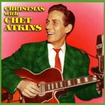: Christmas With Chet Atkins.Chet takes on all the classics in his inimitable style. Another great holiday gift for every guitarist. And very inexpensive.http://bit.ly/8D17Hb