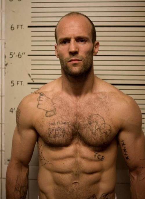 have always loved statham and his movies.the feeling i had gazing upon this pic is inexplicable.hoooooooooooooooooooooooot as hell