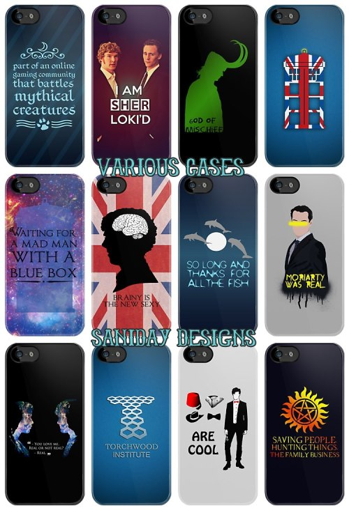 [iPhone Cases ♛] [artwork as other products]