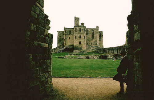 22pictures:  Warkworth castle by Frits van den Dop on Flickr.