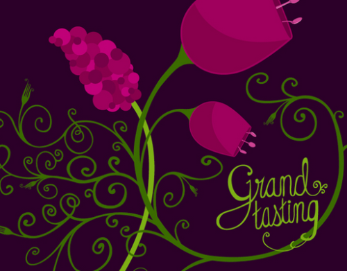 Grand Tasting by Lydia StutzmanView full project on Behance