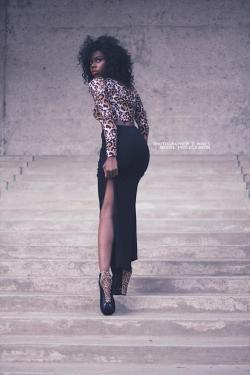 blackfashion:  Submitted by Model: Phylicia Benn, 20, Houstonhttp://phyliciabenn.tumblr.com/ #Blackfashion FacebookTwitter @BlackFashionby