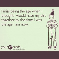 Exactly. #funny #buttrue #rewind #shit #gettingold