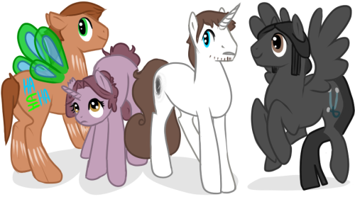 i tried copying the actual MLP:FIM style, but it's still reflecting my style a lot, too. OH WELL. it was fun. (-alyssa)