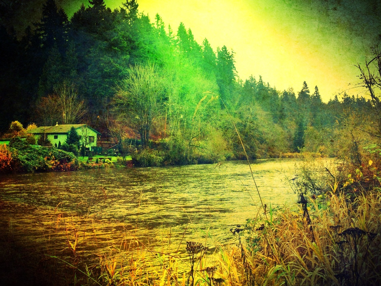 Green River #photoforge2  #photographers on tumblr © 2012 Kent Kangley