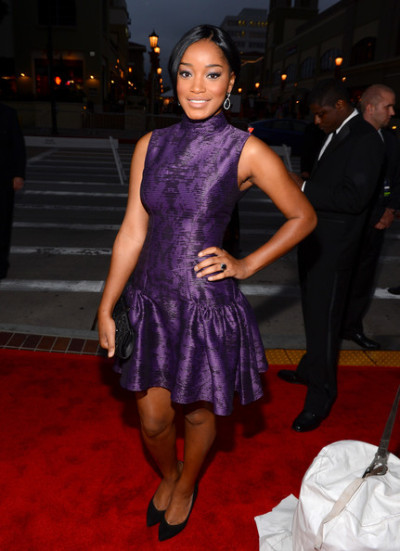 "Keke Palmer  attended the 34th UNCF's""An Evening of Stars"" event last night"