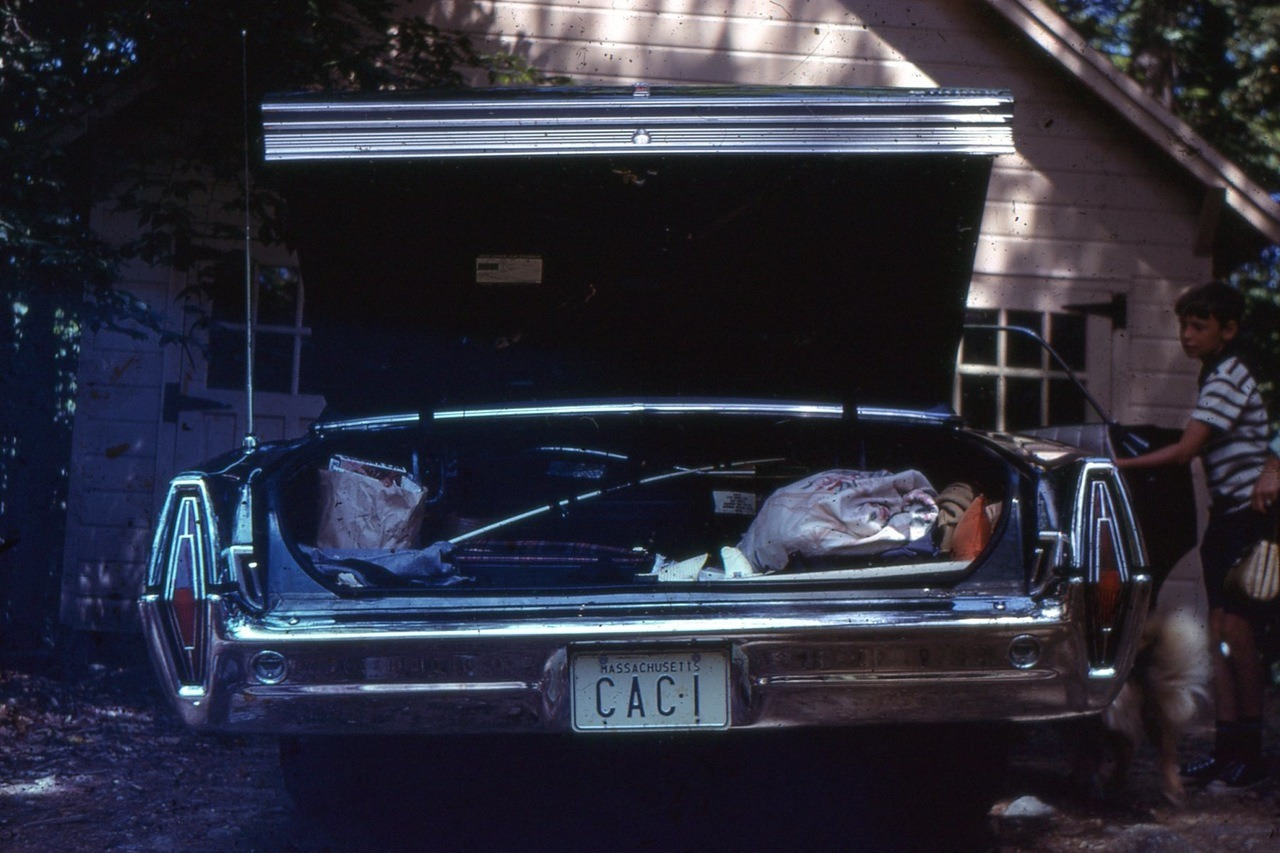 Kodachrome slide, August 1967