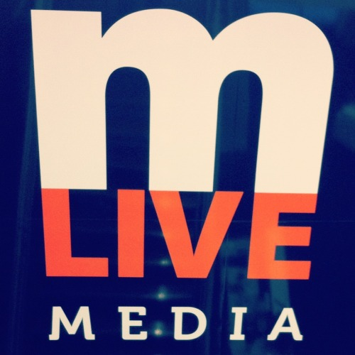 First trip to MLive.com.