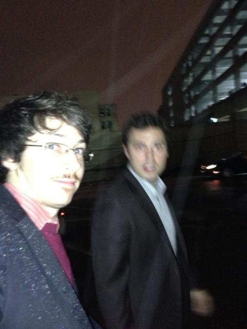 Ryan & John :) Posted by Ryan Cartwright