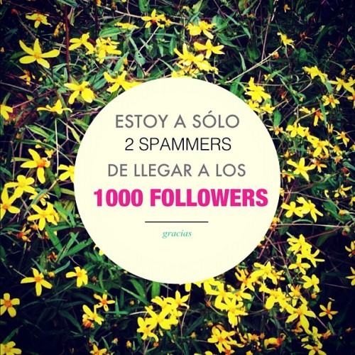 ¿Gracias? 😒 #instagram #spammers #1000followers #mextagram #mexigers #igersmexico #jj_forum #jj