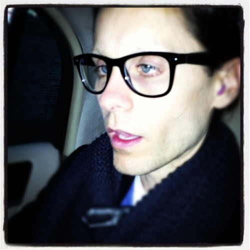 iblamejared:  jaredleto:  #PVD. send in yours!  Awwww, I feel about the same today.
