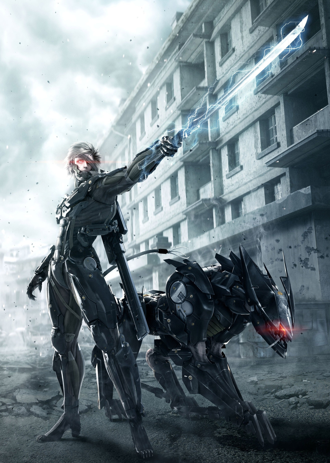 gamefreaksnz:  Metal Gear Rising: Revengeance gameplay trailer  Konami has revealed a new 7-minute gameplay trailer from Metal Gear Rising: Revengeance.