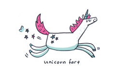 animalgazing:  unicorn fart by joanneliuyunn on Flickr.