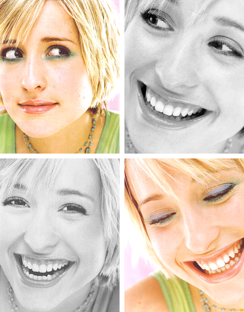 Allison Mack - Michael Haber