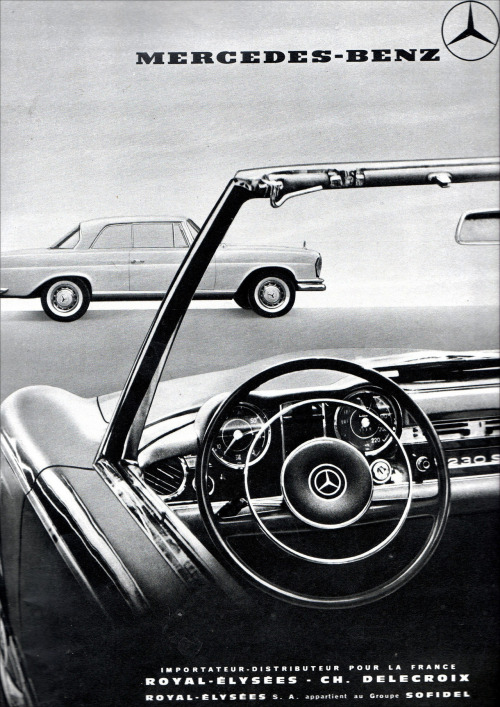 [MISC] 1965 Mercedes-Benz, french commercial