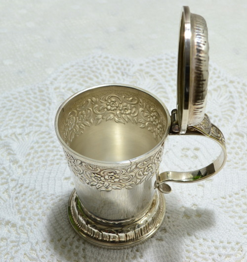 Vintage Swedish tankard or flagon SOLD /www.etsy.com/listing/115229738/tankard-or-flagon-vintage-swedish-ornate