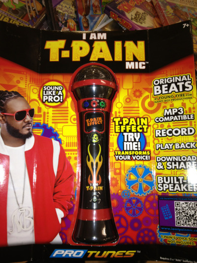 All my Chanukah shopping is done with one stop. YOU get a T-Pain. And YOU get a T-Pain. EVERYBODY gets a T-Pain!