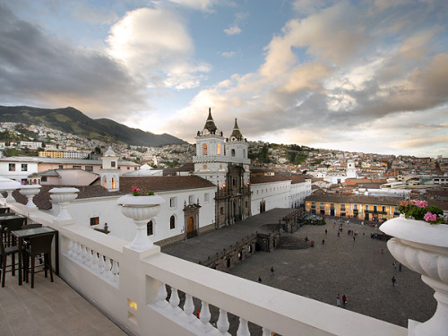 theworldwelivein:  Photograph by Casa Gangotena (via Best Trips 2013 — National Geographic)