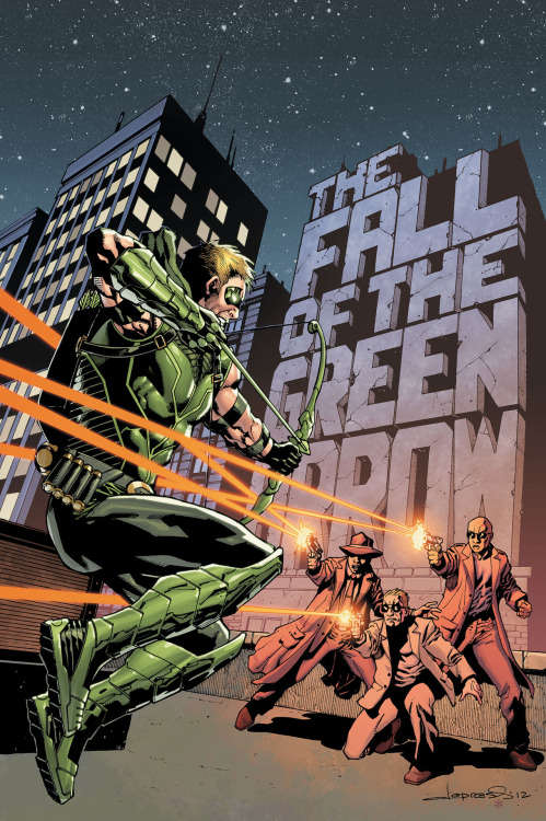 Market Monday Green Arrow #15, written by Ann Nocenti  Ollie begins a downward spiral as he slowly loses everything! Betrayed and alone after the loss of Q-Corps, can the Emerald Archer hold on to his arsenal?