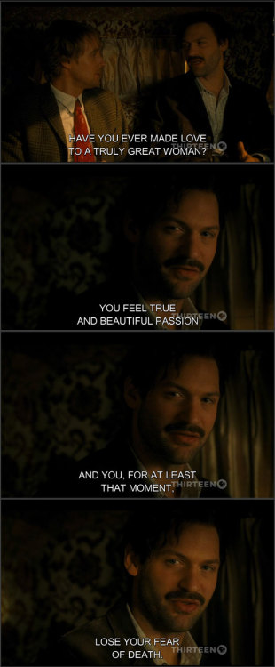 exactly. (from Midnight in Paris, 2011)