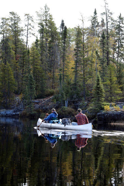 aughtnorth:  Canoeing in the BWCA