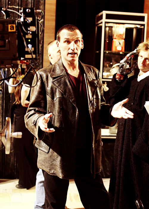 Doctor Who: Behind the Scenes → 26/100