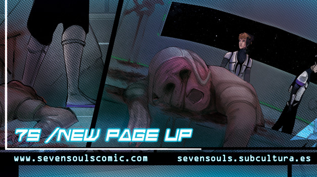ENGLISH  |  ESPAÑOL  |  TWITTER  |  VOTE 7S webcomic update - mission 1 [page 19]