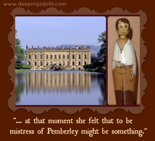 Wet Shirt Mr Darcy, one of our more popular literary characters at the Deepings Dolls.