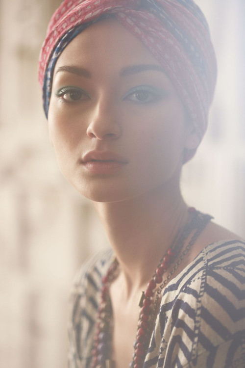 jon7athan:  Bruna Tenorio for Anthropologie Catalog 2011
