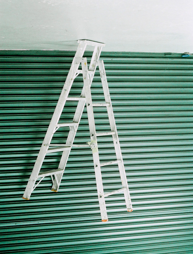 Ladder - Taken by Chad Konik