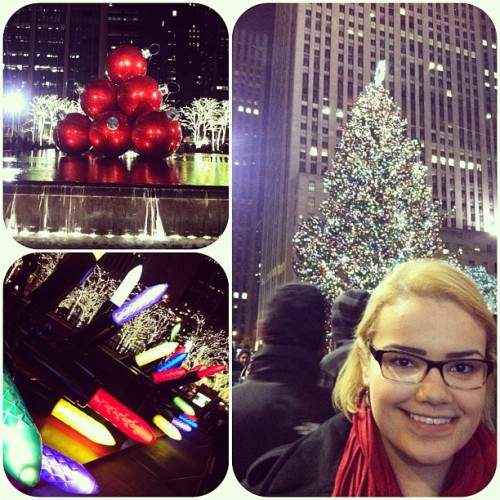 ❤🎄❤ (at Rockefeller Center)