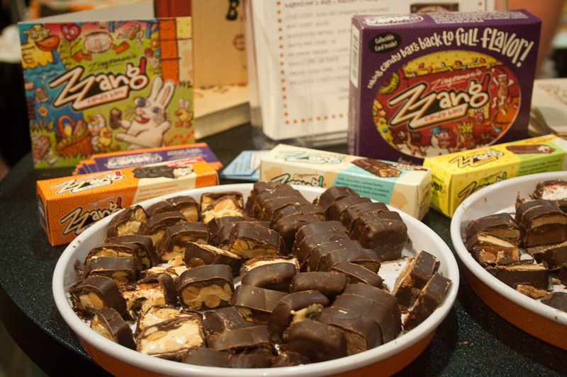 Zingerman's Candy Manufactory - Zzang! Candy Bars Source: Su Good Sweets Website