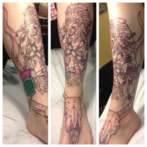 Outline done