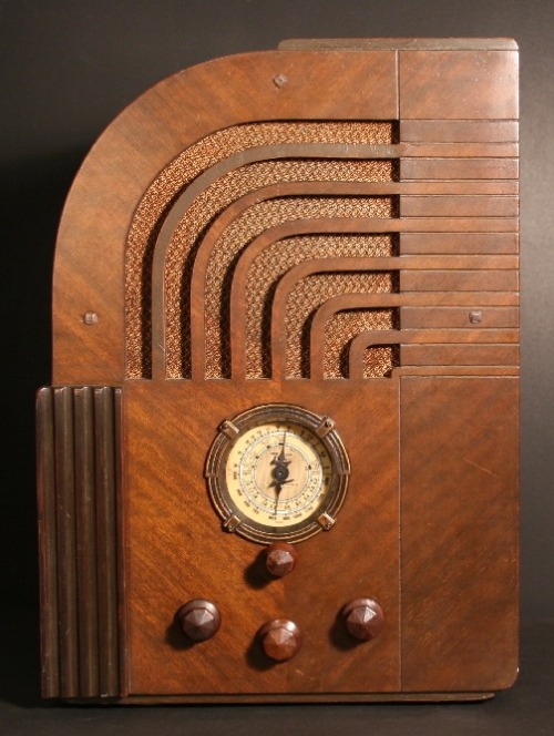 Zenith Radio 1935  Want!