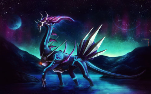 animecorecollection:  Dialga Timekeeper by =sanguisGelidus