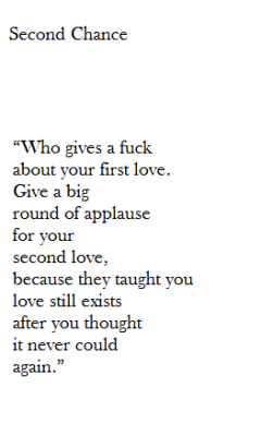 amber-vibes:  what if my second love is my first love..