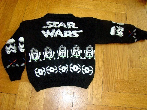 I need this sweater
