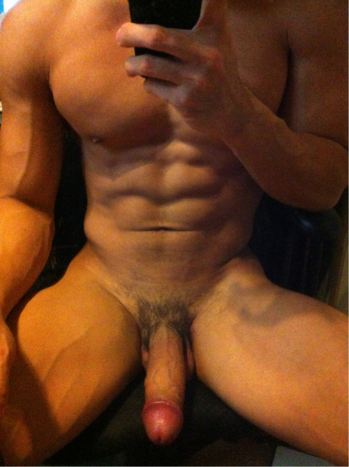 guysguy:  Hot muscles &cock