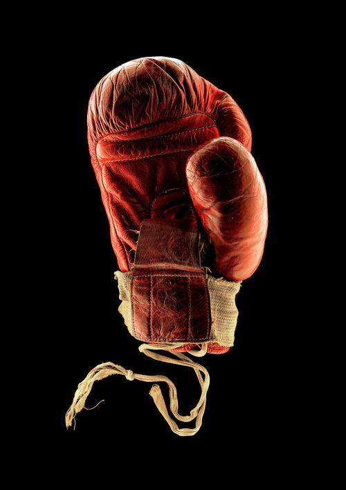 Red Glove (Photographer Xavier Young)