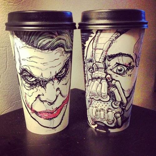 Joker & Bane
