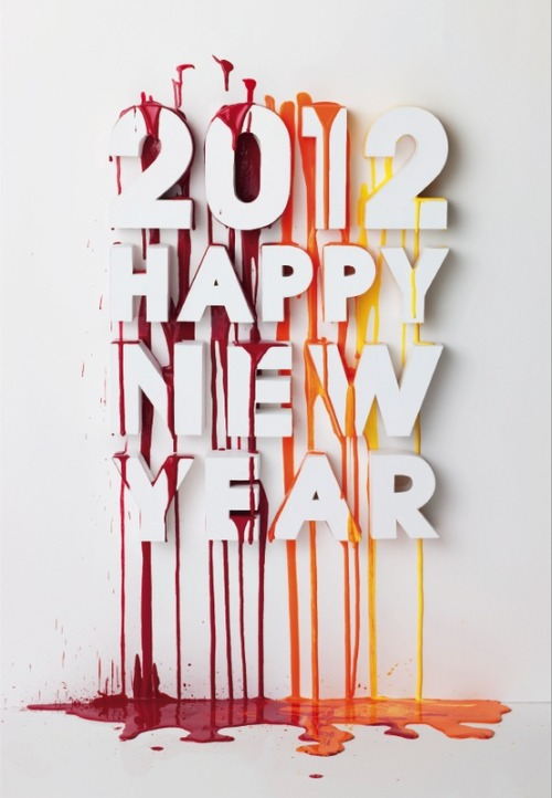 2012 HAPPY NEW YEAR by DOHWZ
