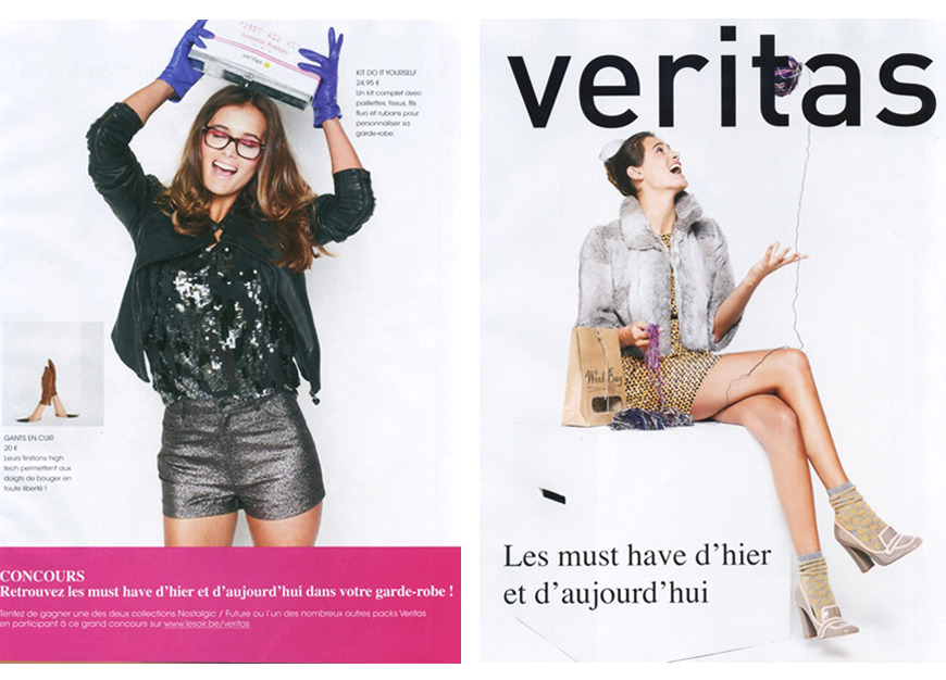 VERITAS FOR VICTOIRE / Gaby