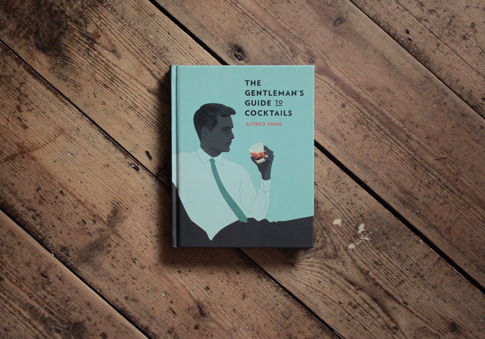 Give Away // The Gentleman's Guide to Cocktails  Since I am such a wonderful human being, I am giving away one copy of The Gentleman's Guide to Cocktails illustrated by yours truly. If you haven't seen any of the spreads, I did a blog post a couple of months back which you can check out here. To be in of chance of winning (in time for Christmas as well!), simply click over to Twitter here, follow (if you don't already!) and re-tweet. I'll announce the winner in a few days time!  (I may even sign it!)